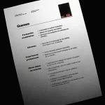 Crear curriculum vitae en minutos con SarmSoft Resume Builder