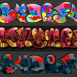 Cómo diseñar graffitis online