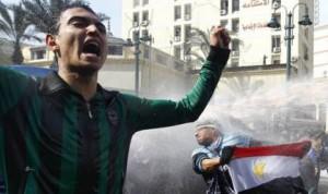 El estallido social y las manifestaciones en egipto