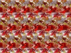 ilusiones ópticas, estereograma