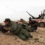 Resumen de los ataques de Estados Unidos, Francia y Reino Unido en contra de Libia