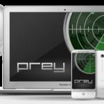 Prey: Aplicación que rastrea tu portátil robado