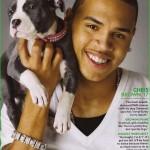 "Chris Brown presenta su nuevo videoclip ""Turn Up The Music"""
