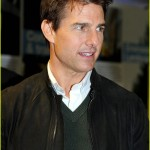 Tom Cruise: Promociónando 'Jack Reacher' en el Derby de Manchester!