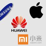 ¿Cuáles son las empresas de móviles más importantes del mundo?